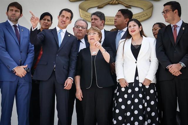 Governo venezuelano aponta 70 erros em relatório apresentado por Bachelet à ONU