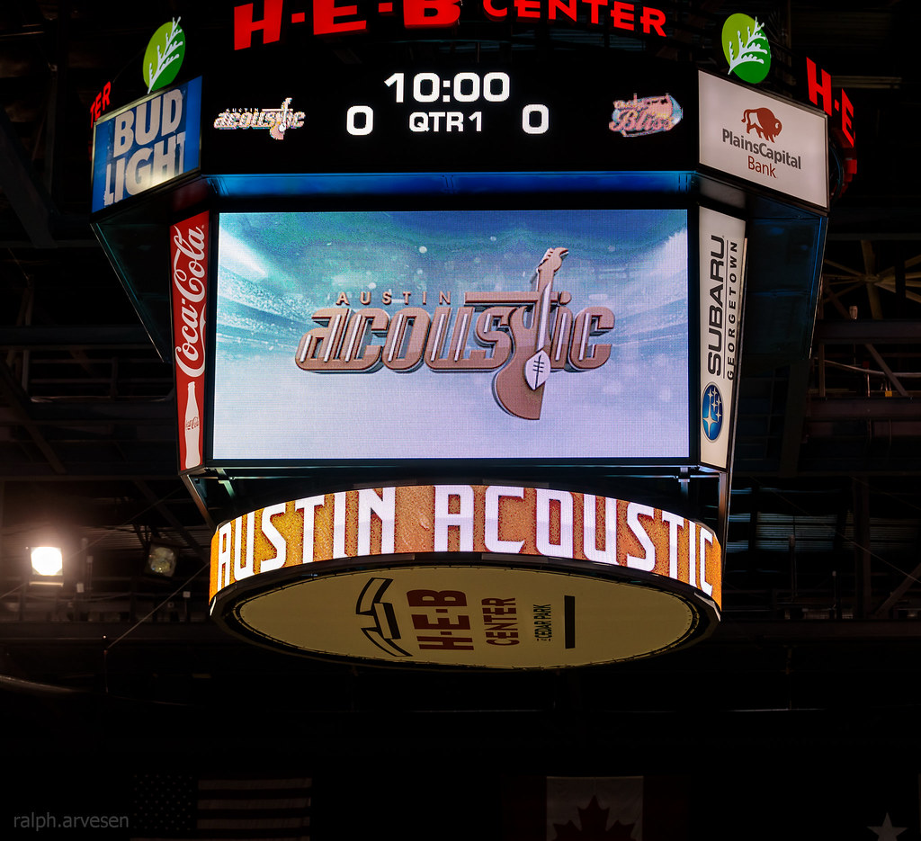 Austin Acoustic (LFL) | Texas Review | Ralph Arvesen