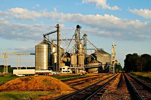 Farm City Elevator - Orfordville, Wisconsin