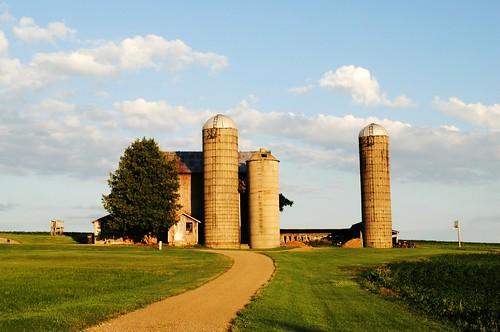 Orfordville Wisconsin Farm