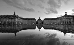 Miroir d'eau - Photo of Bègles