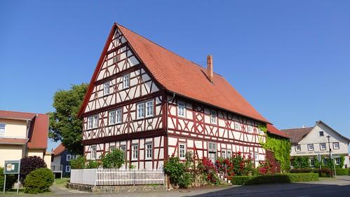 Milz Fachwerkhaus von 1605