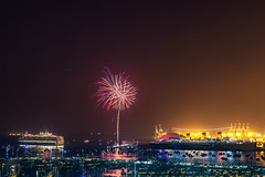 4th of July 2019 - Queen Mary, Long Beach