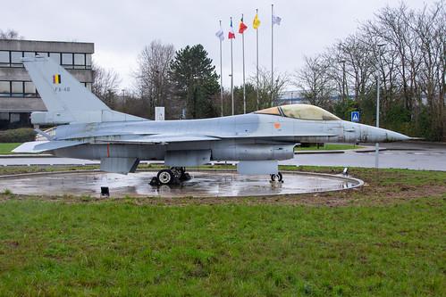 Belgian Air Component F-16A FA-46