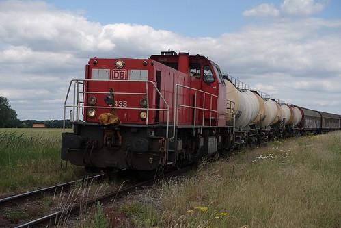 Goederentrein / Freight train