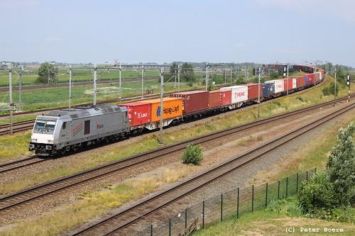 Rheincargo in Lage Zwaluwe, 30-06-2019