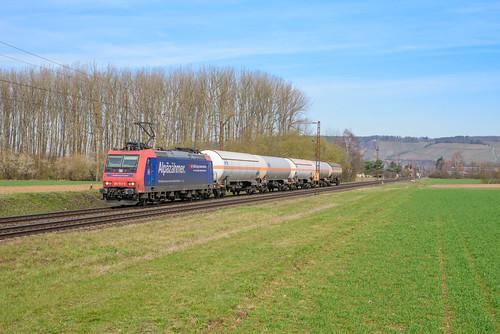 SBB Cargo 482 013 met ATL / GATX gasketeltrein, Retzbach