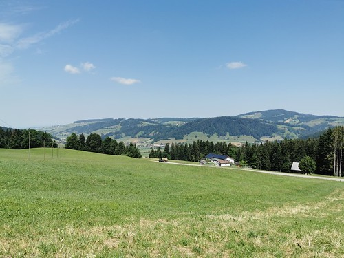 Heading from Bern to Emmental