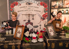 Hendrick's Gin at the San Antonio Cocktail Conference