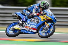 Sergio García Dols. GP de Alemania 2019