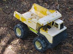 Tonka Dump Truck.