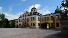 Schloss Belevdere Juli 2019