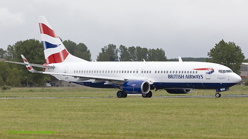A6FDT 737 Comair/British Airways