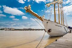 04-Le Santa Maria Manuela un navire-école portugais - Photo of Bouliac