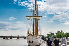02-Le Santa Maria Manuela à quai - Photo of Bouliac
