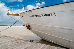 06-Le Santa Maria Manuela un ancien morutier - Photo of Bouliac