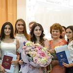 Вручение дипломов выпускникам филиала КубГУ в г.Геленджике