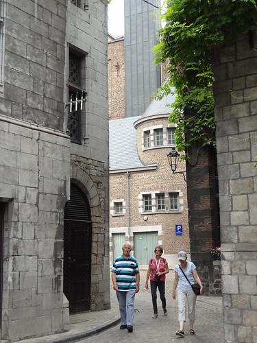 City of Mons, Belgium