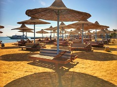Hurghada beach, Egypt