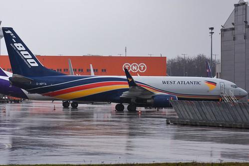 West Atlantic UK 737-86N(BCF) G-NPTA