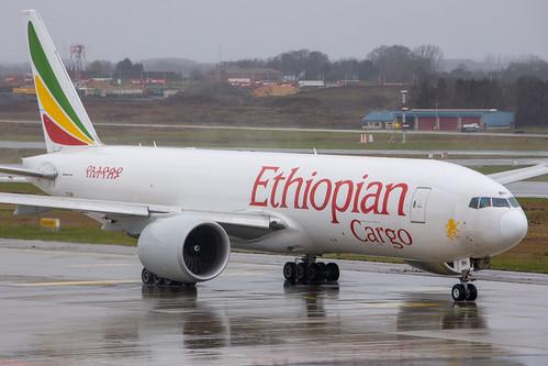 Ethiopian Airlines Cargo 777-F60 ET-ARH