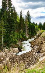 USA - Utah - Little Cottonwood Canyon - Snowbird Ski Resort