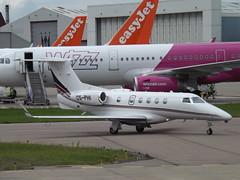 CS-PHI Embraer Phenom 300 (NetJets Europe Ltd)