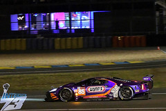 Jeroen Bleekemolen/Ben Keating/Felipe Fraga, Keating Motorsports Ford GT, 2019 Le Mans 24 Hours, Circuit de la Sarthe, 15th - 16th June
