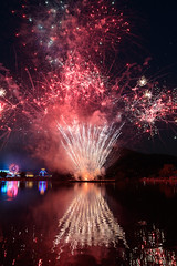 Marin County Fair Fireworks, July 2019