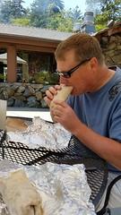 Big Sur burrito run