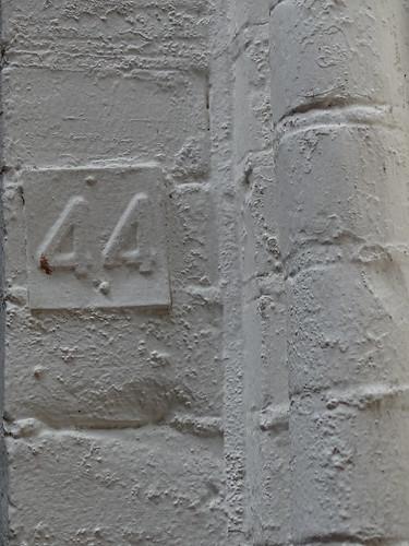 44 white