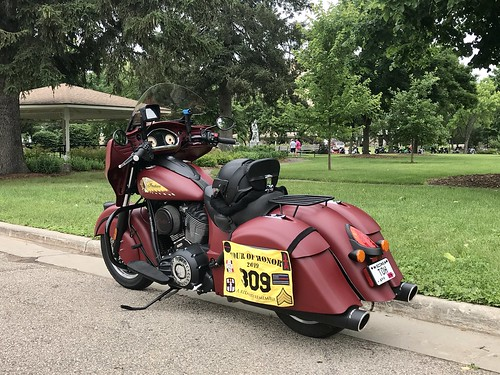 07-06-2019 Ride - Tour Of Honor Doughboy - King,WI