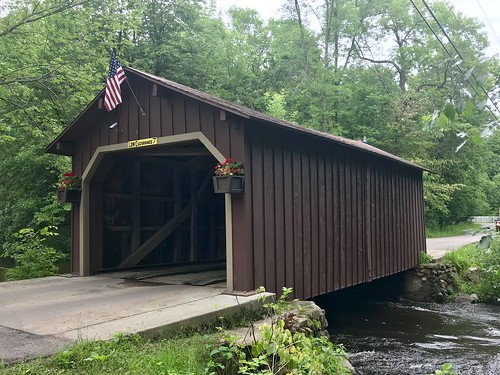 07-06-2019 Ride - Covered Bridge - Waupaca,WI