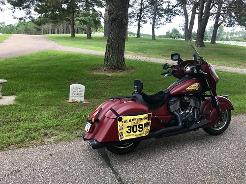 07-06-2019 Ride - Tour Of Honor K9 Brownie - King,WI