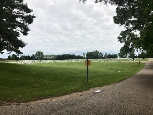 07-06-2019 Ride - Central Wisconsin Veteran's Memorial Cemetery
