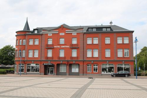 Bitterfeld-Wolfen: Hotel Central in Bitterfeld