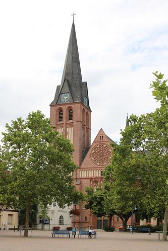Bitterfeld-Wolfen: Evangelische Kirche St. Antonius