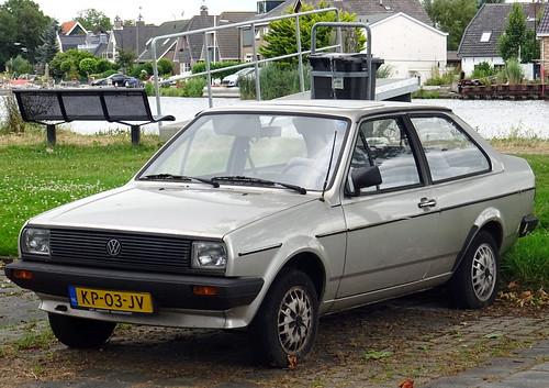 Volkswagen Polo Classic C13 1984
