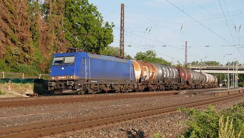 2019-07-03 Retzbach-Zellingen (Main) - 185 596 Beacon Rail
