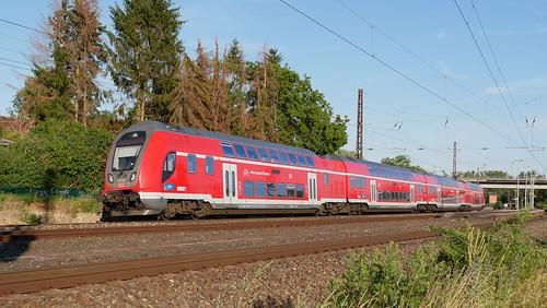 2019-07-03 Retbach-Zellingen (Main) - 445 066 DB Regio - Main-Spessart-Express