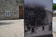 Fenêtre d'hier et d'aujourd'hui