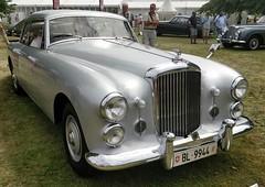 Bentley R-Type Graber