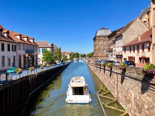 Saverne/Zàwere/Zabern - Alsace