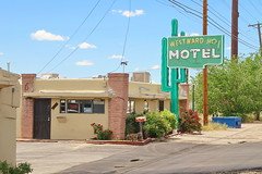 Westward Ho Motel in Albuquerque Route 66 7.5.2019 0947