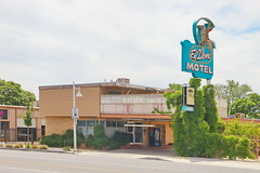 El Don Motel in Albuquerque Route 66 7.5.2019 0942