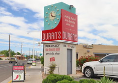 Duran's in Albuquerque Route 66 7.5.2019 0940