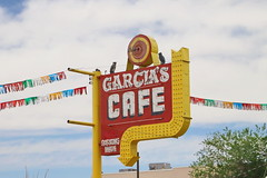 Garcia's Cafe in Albuquerque Route 66 7.5.2019 0938
