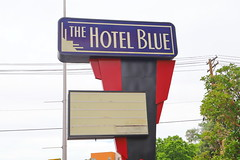 The Hotel Blue in Albuquerque Route 66 7.5.2019 0934