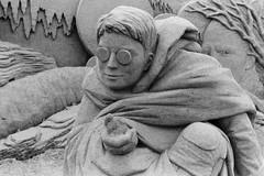 Sandskulpturen Binz