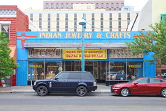 Indian Jewelry in Albuquerque Route 66 7.5.2019 0930